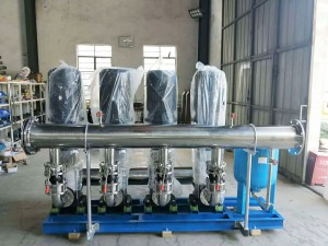 消防增压水泵