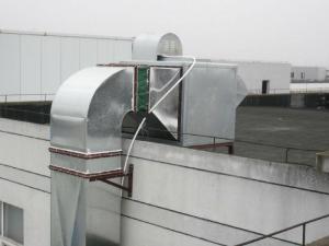 通风管道设备